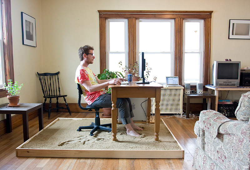 your work is your life – tips for setting up a home office
